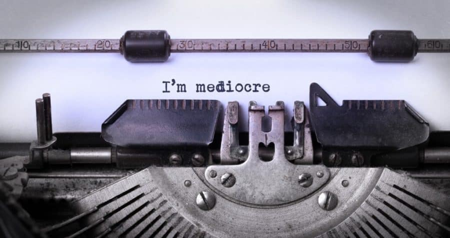The Difference Between Compromise and Mediocrity